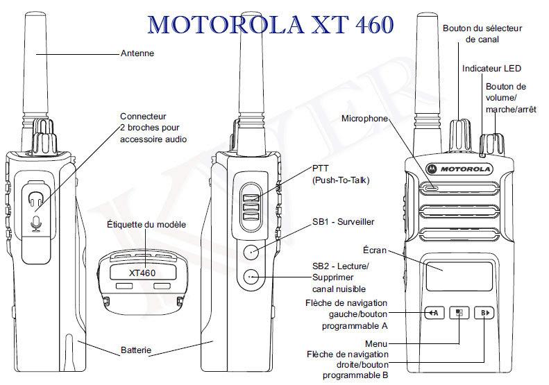 MOTOROLA_XT_460 MAROC