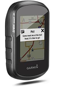 GPS GARMIN ETREX TOUCH 35 MAROC