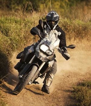 Montana 610 Maroc Aventure MOTO
