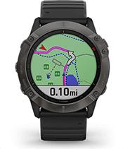 fēnix6X Pro Solar avec écran de navigation