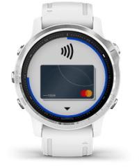 fēnix6S avec écran Garmin Pay