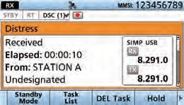 Emetteur-récepteur HF IC-M803 ICOM Maroc
