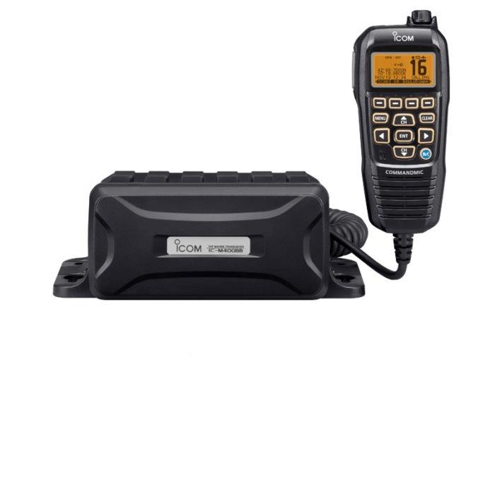 Radio Marine VHF IC-M400BBE de ICOM Maroc