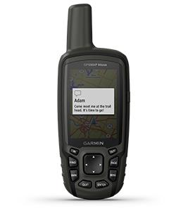 Restez connecté sur le Maroc GPSMAP 64sx