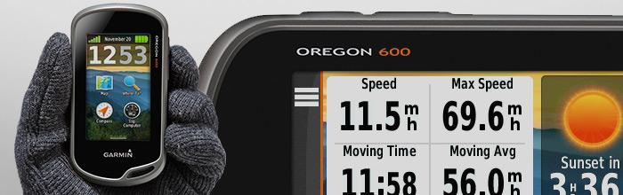 Oregon® 600