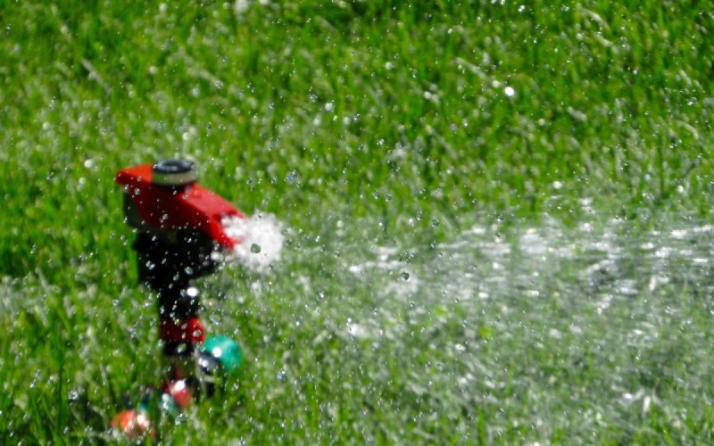 Irrigation / Sprinkler system