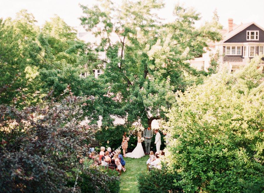 Beautiful garden weddings