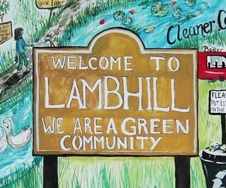 Lambhill Stables working in partnership with others to provide food parcels