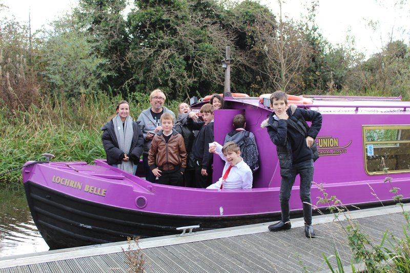 All Aboard the Union Canal