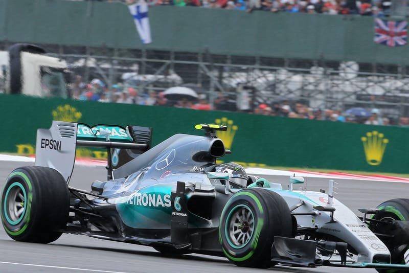 Silverstone F1 British Grand Prix