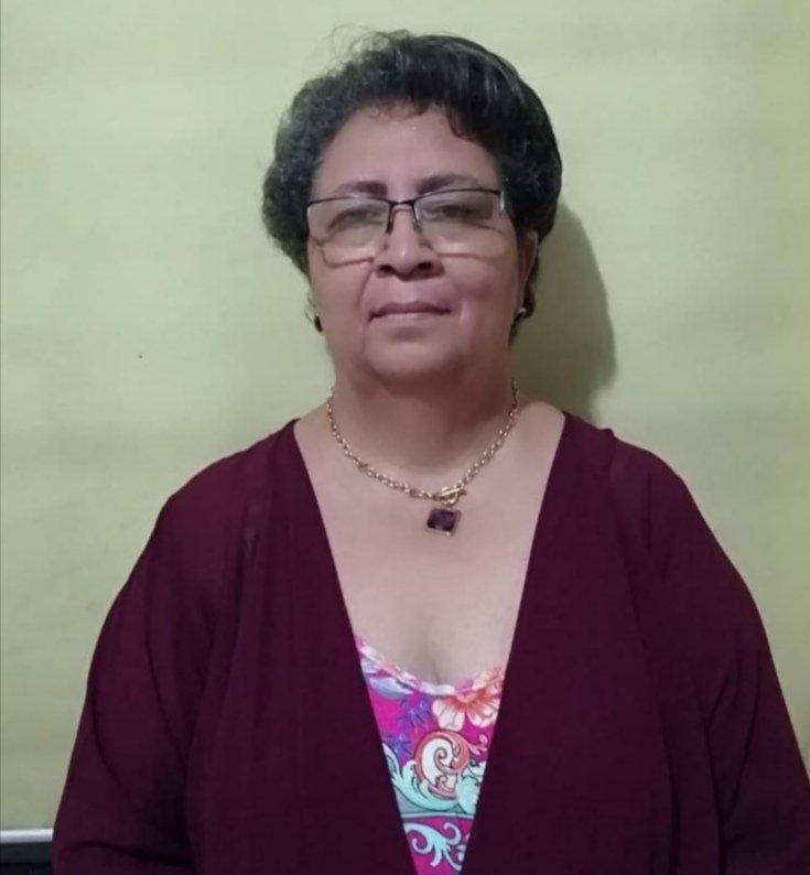 MSc. Ana Maria Irías Ceballos