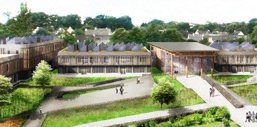 Lycée à Liffré
