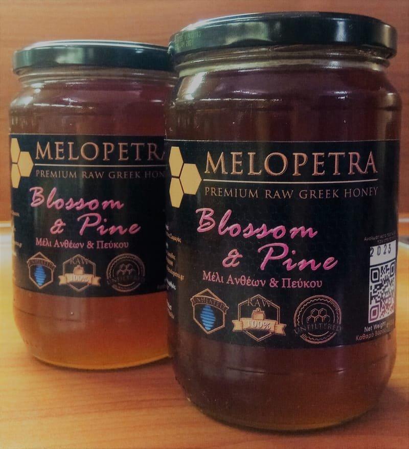 Blossom & Pine Honey