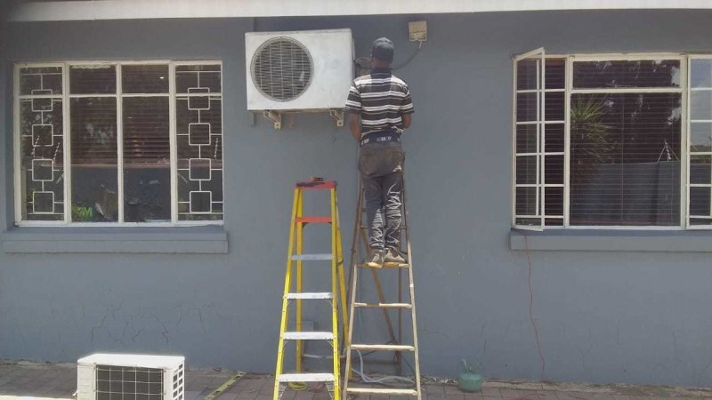 Air- Conditioning Installations