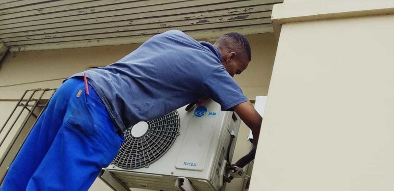 Air- Conditioning Repair and Service