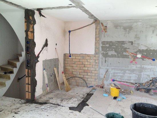 Umbauten und Renovationen Kundendienste