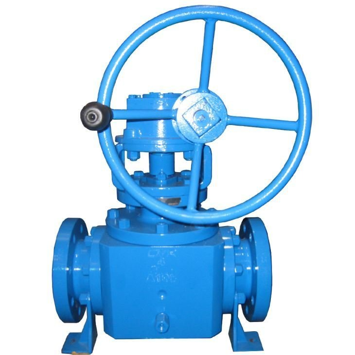 FCT Top Entry Ball Valve