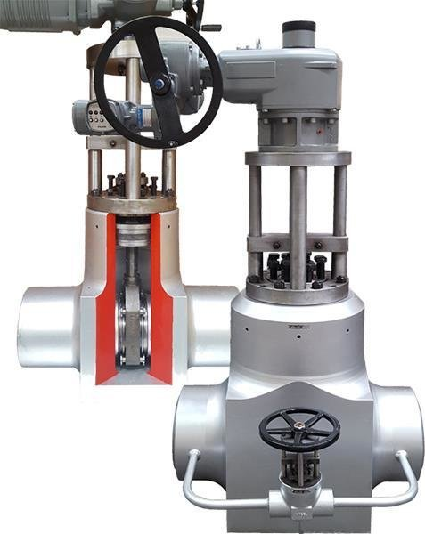 FCT Parallel Slide Gate Valves