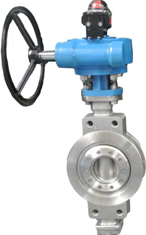 FCT Double Offset Butterfly Valve