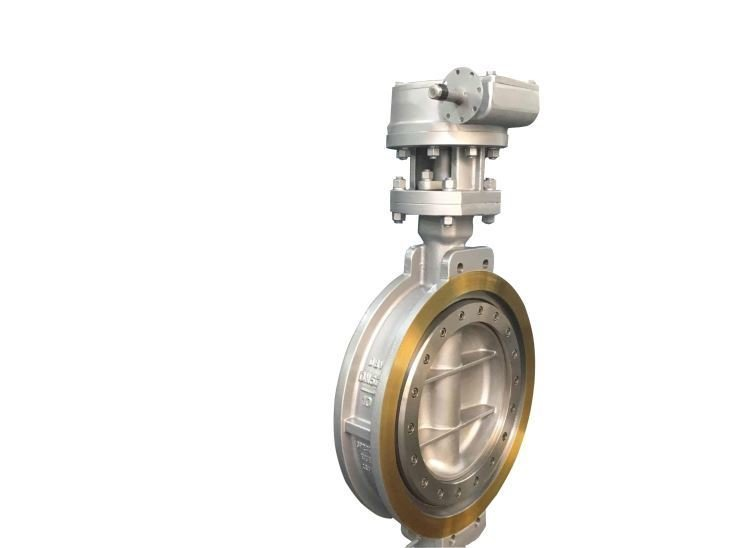 FCT Triple Offset Butterfly Valve