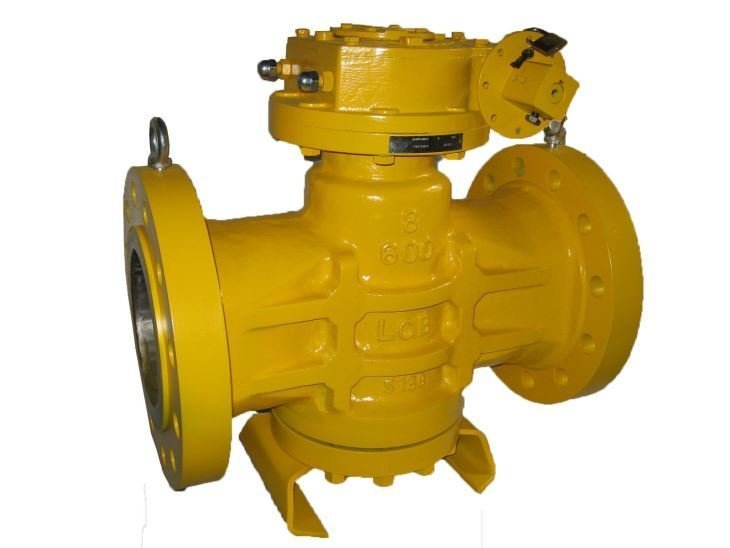 FCT Inverted Pressure Balance Lubricated Plug Valve