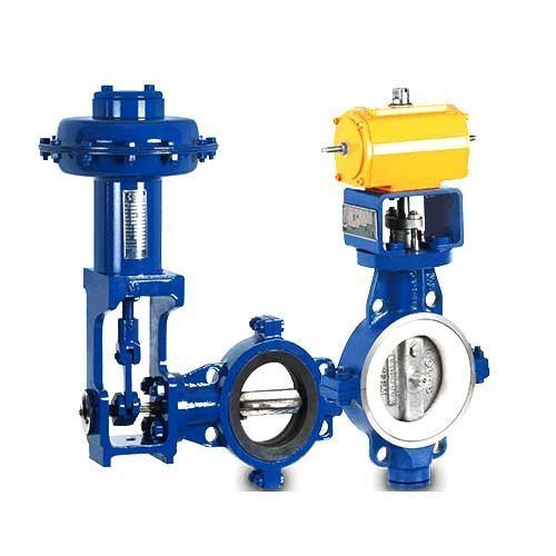 FCT Butterfly Control Valve