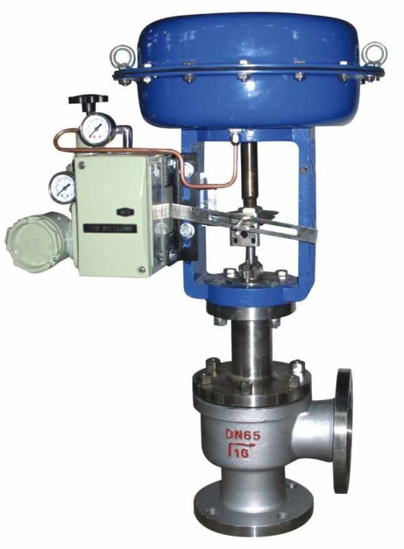 FCT Angle Control Valve