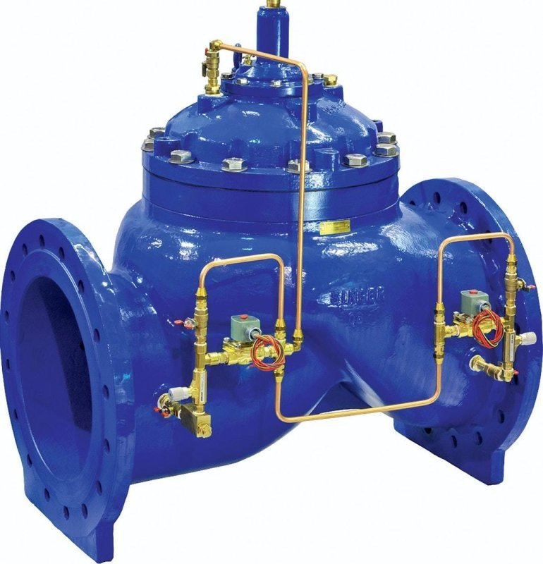 FCT Pressure Regulating Valve