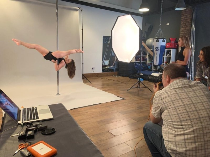 Pole Studio Group Shoots