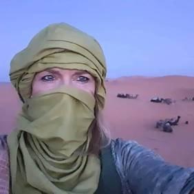 אירוח במדבר, על תרבות האירוח, מרוקו ורומניה, חוויות ושיח על מאכלים עדתיים בבאר שבע