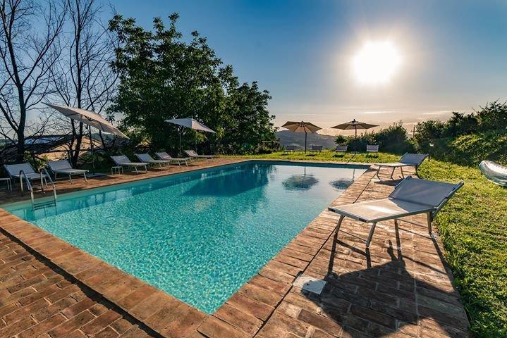 Agriturismo  - Appartamenti con Piscina e SPA