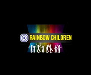 Criança Arco-íris
