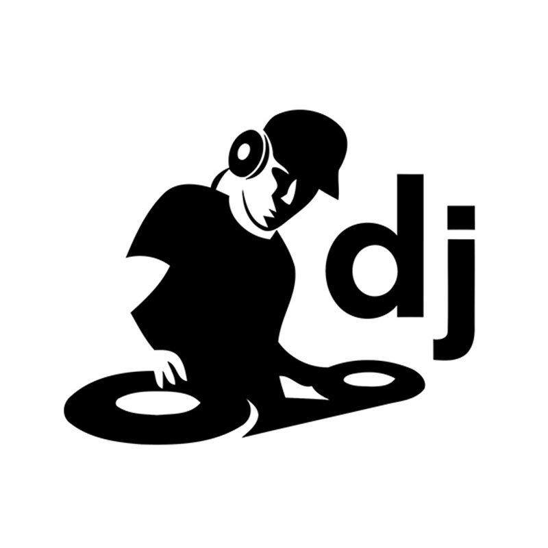 DISC- JOCKEY