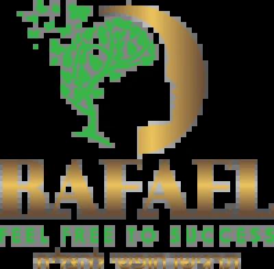 RAFAEL - תרגישו חופשי להצליח