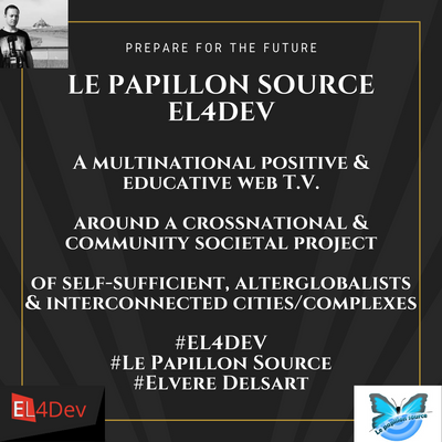 Web TV and studios EL4DEV - THE PAPILLON SOURCE - THE MUNICIPALITIES COUNTER-ATTACK