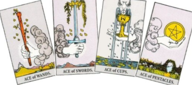 For the love of the Tarot - beginners course 15th March 2021 £25