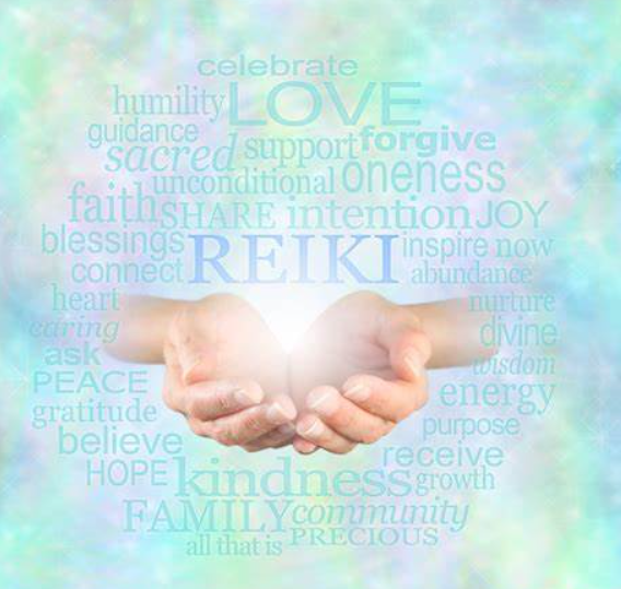 Reiki 1  (£60) Spaces on Saturday 27th March