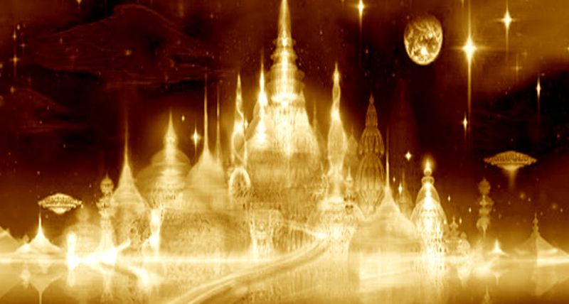 (Full) The Golden Atlantean Energy healing course (Accredited) £75) Friday 16th April 2021