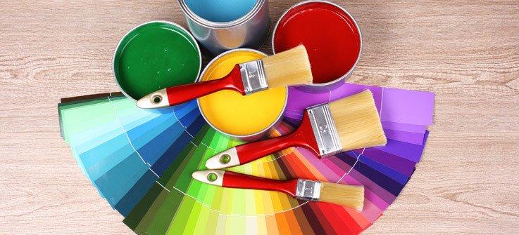 Peinture sur support neuf ou rénovation