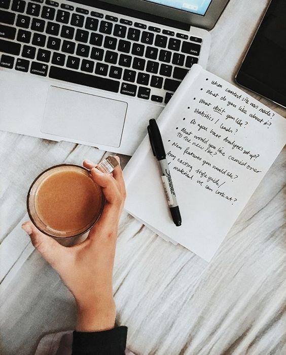 Conseils et méthodologie de la rédaction de ta lettre de motivation