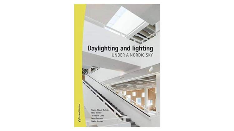 Iluminação diurna e iluminação sob um céu nórdico / Marie-Claude Dubois, Malin Alenius, Iason Bournas, Niko Gentile.  Imagem via Amazon