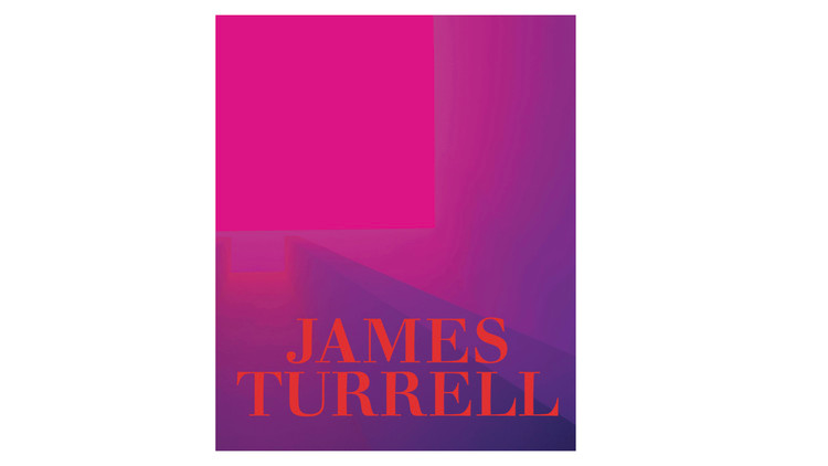 James Turrell: Uma Retrospectiva / Michael Govan, Christine Y. Kim.  Imagem via Amazon
