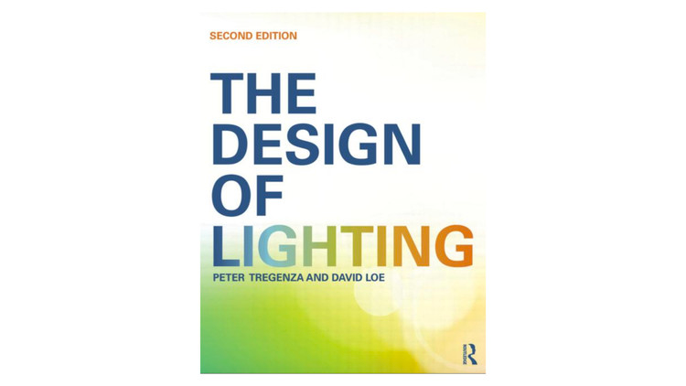 The Design of Lighting / Peter Tregenza, David Loe.  Imagem via Amazon