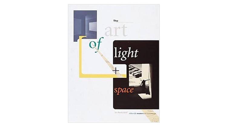 A arte da luz e do espaço / Jan Butterfield.  Imagem via Amazon