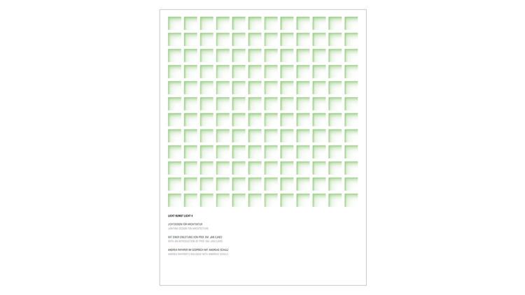 Licht Kunst Licht: Desenho de Iluminação para Arquitetura / Andreas Schulz.  Imagem via Amazon