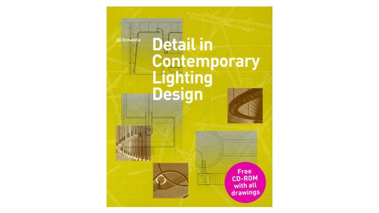 Detalhe em design de iluminação contemporâneo.  Imagem via Amazon