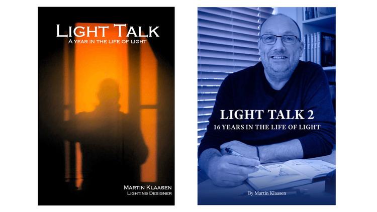 Light Talk 1 + 2 / Martin Klaasen.  Imagem via Amazon