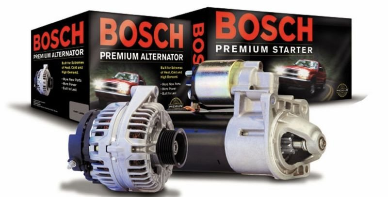 Top quality Starter Motors and Alternators