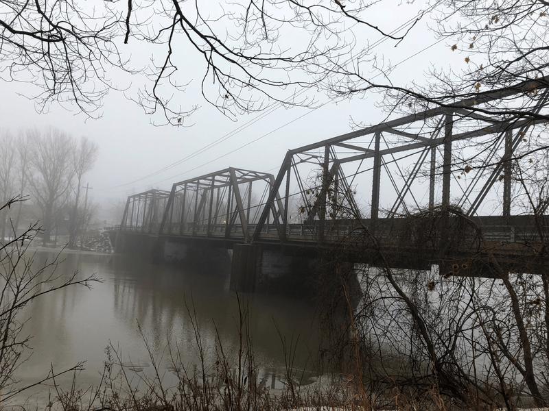 Le pont Paul-Jeanneau
