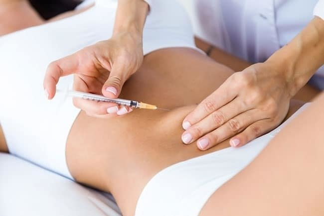 Aqualyx Fat Dissolving Injections